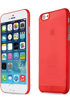 Baseus Slim Serisi Apple iPhone 6 Ultra İnce Kılıf