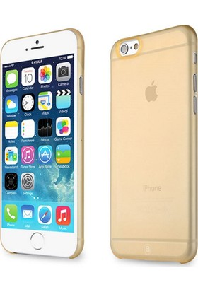 Baseus Slim Serisi Apple iPhone 6 Plus Ultra İnce Kılıf