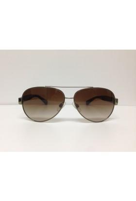 Dolce Gabbana Dg 2118P 1196/13 60 Kahve Degrade Güneş Gözlüğü