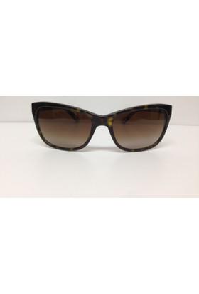 Dolce Gabbana Dg 4123 502/13 57 17 Kahve Degrade Güneş Gözlüğü