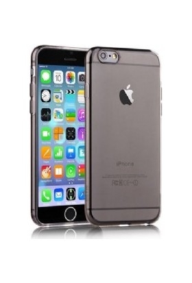 İmpashop Apple iPhone 6 Plus Silikon Kılıf Ultra İnce 0.3Mm Kılıf