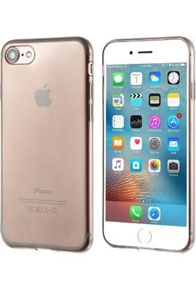 İmpashop Apple iPhone 7 Silikon Kılıf Ultra İnce 0.3Mm Kılıf