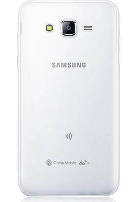 İmpashop Samsung Galaxy J5 Silikon Kılıf Ultra İnce Kılıf