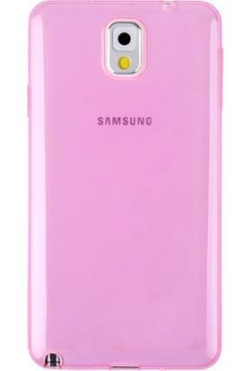 İmpashop Samsung Galaxy Note 3 Silikon Kılıf Ultra İnce 0.3Mm Kılıf