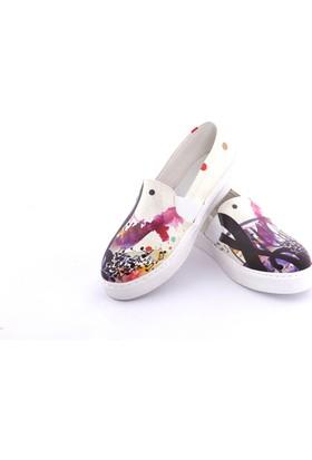 Streetfly Sergio VNS914 Kadın Günlük Ayakkabı