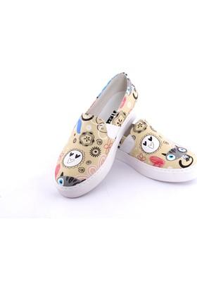 Streetfly Rebecc VNS928 Kadın Günlük Ayakkabı