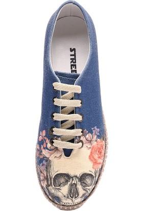 Streetfly Tristan BS256 Kadın Günlük Ayakkabı