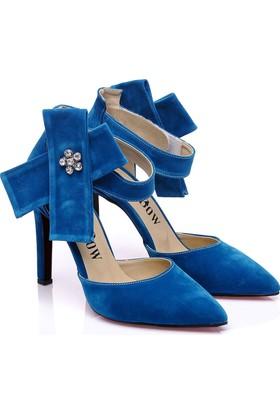 JustBow Jasmin JB-554 Kadın Topuklu Ayakkabı