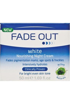 Fade Out Extra Care 50Ml Gece