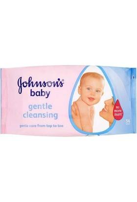 Johnsons Baby Temizleme Mendili 56Lı Los.