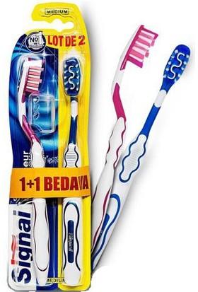 Signal Diş Fırçası White System 2Li