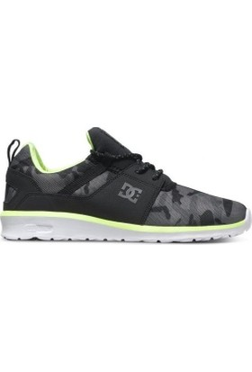 Dc Heathrow Se M Shoe Black Camo Ayakkabı