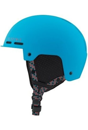 Electric Saint Matte Blue Red Snowboard Kask