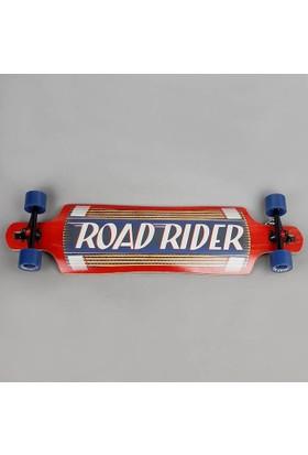 Road Rider Rampart Drop Thru 40 in 10 in Longboard
