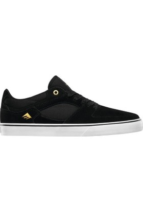 Emerica The Hsu Low Vulc Black White Ayakkabı