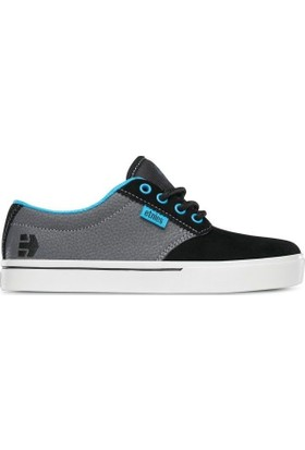 Etnies Kids Jameson 2 Eco Black Grey Blue Ayakkabı