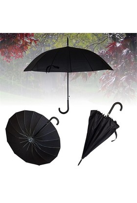 Su Geçirmez Baston Şemsiye