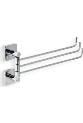 Çelik Banyo Vızyon3 Lü Doner Havluluk
