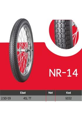 Anlas Moped Dış Lastikleri Nr-14 2.50-19 Nr-14