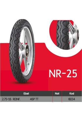 Anlas Motosiklet Dış Lastikleri Nr-25 2.75-16 Nr-25