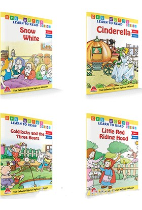 İlkokul Key Words Serisi Level 1 4 Kitap