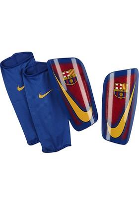 Nike SP2090-633 FC Barcelona Mercurial Lite Futbol Tekmelik ve Tekmelik Tutucu