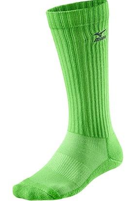Mizuno 67UU71635 Uzun Voleybol Çorabı Yeşil