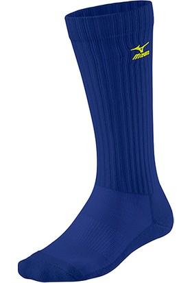 Mizuno 67UU71684 Uzun Voleybol Çorabı Lacivert