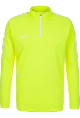 Nike 839344-702 Dry Fermuarlı Erkek Futbol Antrenman Üstü