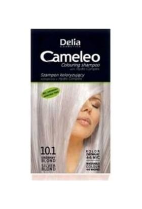 Delia Camelia Saç Renklendirici Şampuan Tek Kullanımlık 10.1 Silver Blond 40 ml