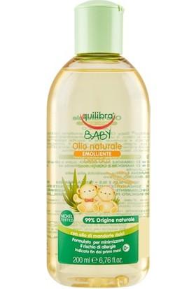 Equilibra Baby Olio Naturale Emollıent- Yatıştırıcı Doğal Yağ 200 ml