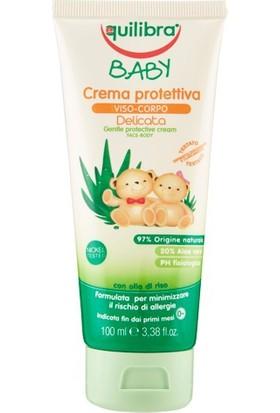 Equilibra Baby Crema Protittiva- Yüz Vücut İçin Hassas Koruyucu Krem 100 ml
