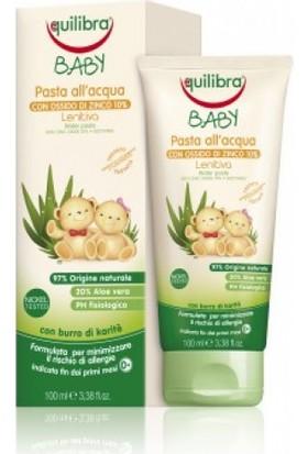 Equilibra Baby Pasta All'acqua - Yatıştırıcı Su Bazlı Krem 100 ml
