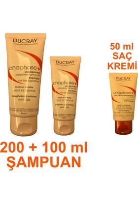 DUCRAY Anaphase Plus Şampuan 200 ml - HEDİYELİ PAKET