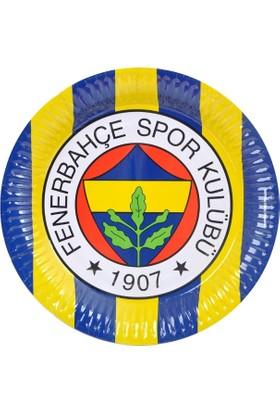 Kikajoy Fenerbahçe Karton Tabak