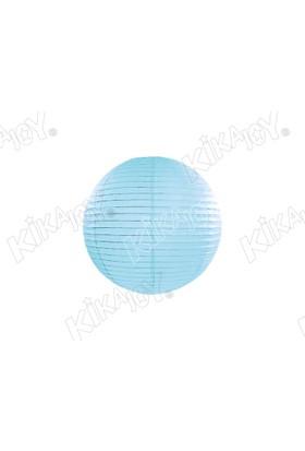 Kikajoy Mavi Renk Japon Feneri 20 cm