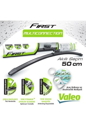 Valeo First Üniversal Muz Tipi Silecek 50 cm
