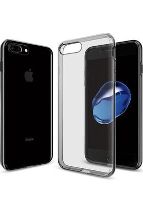 Spigen Apple iPhone 8 Plus - iPhone 7 Plus Kılıf Liquid Crystal Space Crystal - 043CS20855
