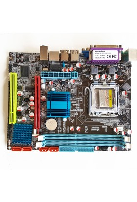 Quadro G41-M3N Intel G41 1666MHz DDR3 Soket 775 ATX Anakart