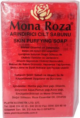 Gliserinli Gül Sabunu Monaroza (Arındırıcı Cilt Sabunu)