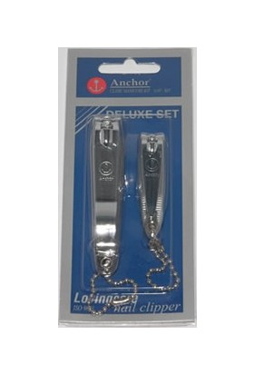 Anchor Aile Tırnak Makası Seti 2Li B108 Set