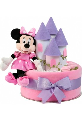 Baby Muu Minnie Mouse Şato Bez Pasta