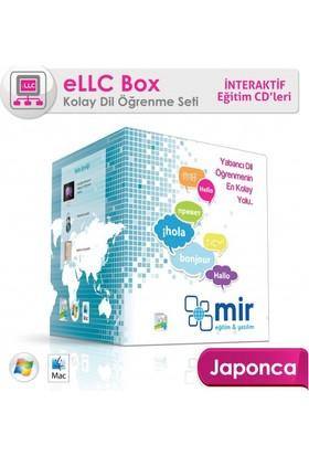 eLLC Japanese - Japonca Eğitim Seti