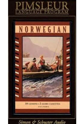 Pimsleur Norwegian - Norveçce Eğitim Seti