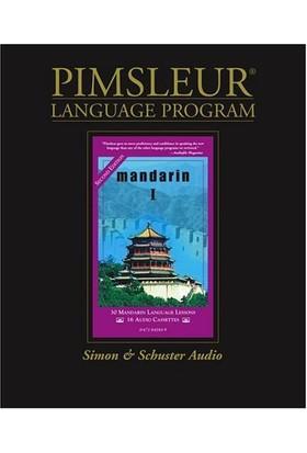 Pimsleur Çince Eğtim Seti - İngilizce Anlatılmlı