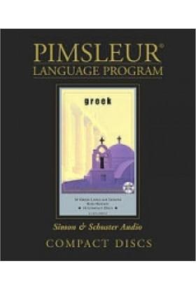 Pimsleur Greek - Yunanca Eğitim Seti - 3 Cd