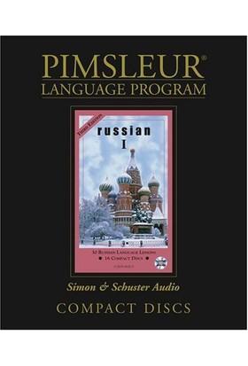 Pimsleur Russian - Rusça Eğitim Seti - 3 Cd