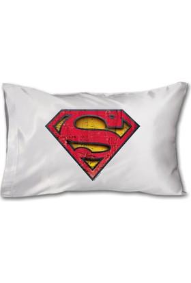 Buldumbuldum Superman - Yastık 45 x 27 x 10 cm