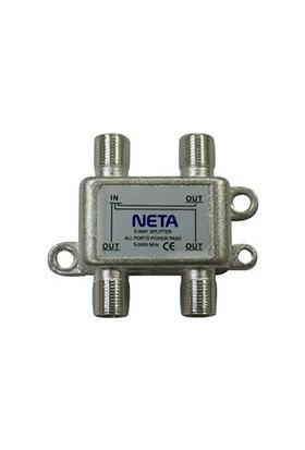 Neta 1/3 Splitter 5-2400 Mhz