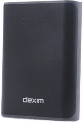 Dexim DCA706 6000 mAh Çift USB Powerbank